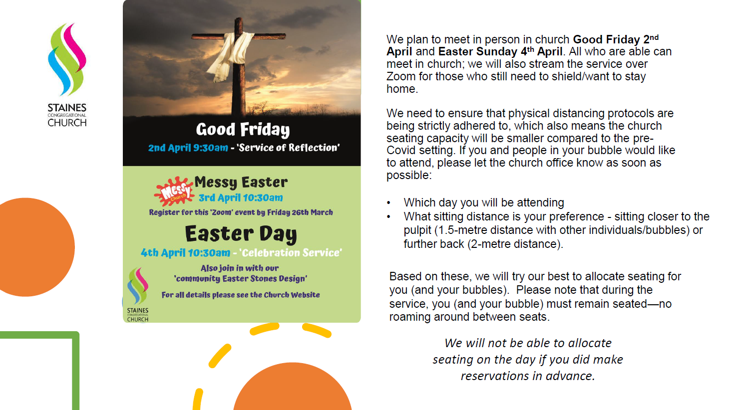 Easter-service