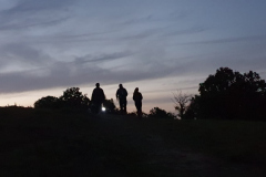 Night Hike OutLounge September 2020